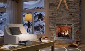 Un foyer peut-il chauffer toute ma maison?