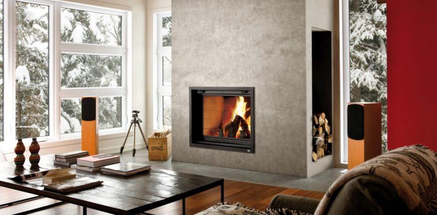 Quelle est la capacité de chauffage de mon appareil au bois ?