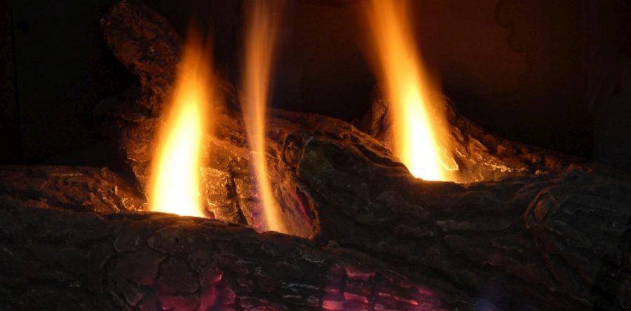 Quatre avantages des bûches à gaz
