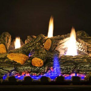 Huit raisons de choisir les bûches à gaz