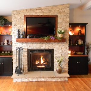 Une transformation de foyer signée Chimney Specialists