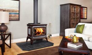 Cinq bonnes raisons de choisir des poêles à bois en pierre stéatite