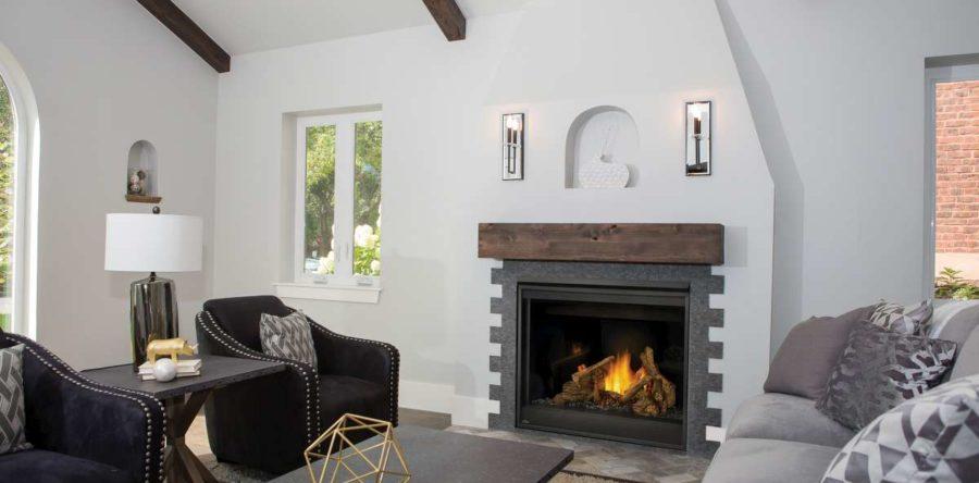 Quelle est la différence entre la chaleur radiante et la chaleur de convection de mon foyer?