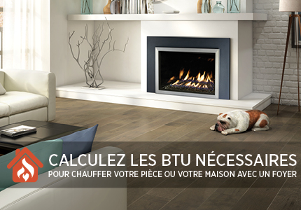 Calculateur de BTU