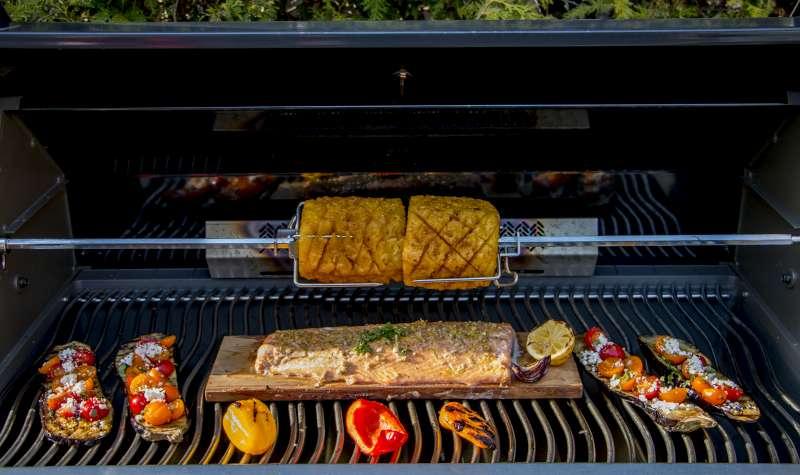 Comment cuisiner sans viande sur le barbecue