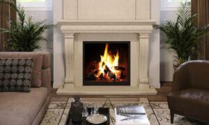 Que faire lorsque votre foyer en brique est fissuré?