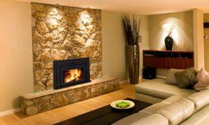Un foyer peut-il chauffer un sous-sol ?