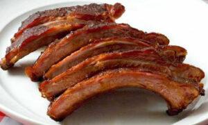 Chef Meathead Goldwyn's CÔTES LEVÉES BBQ GLACÉES À L'ÉRABLE