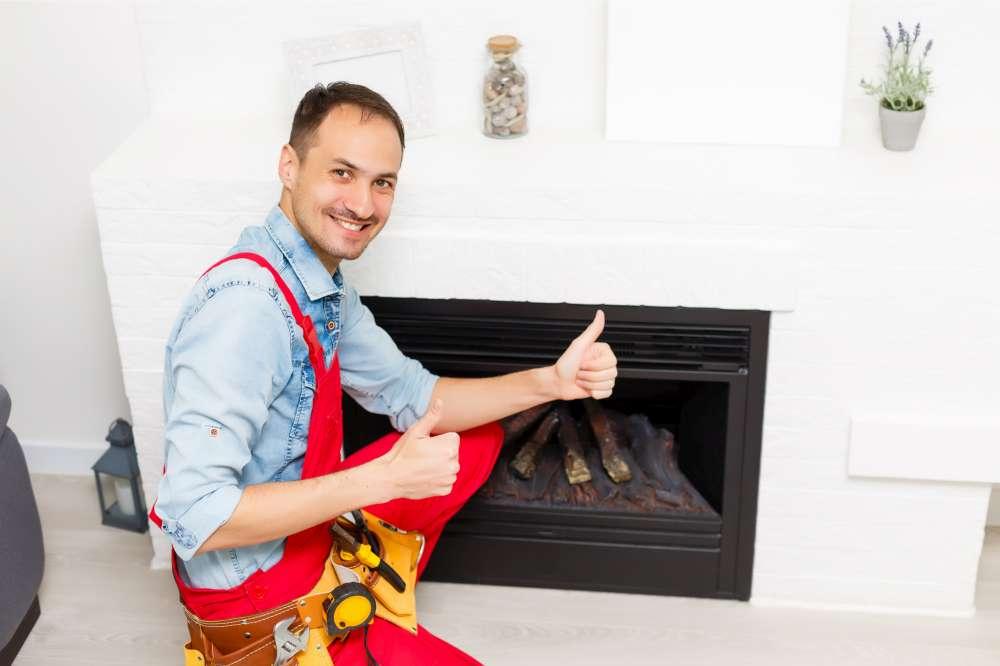 Foyer au gaz installé par un professionnel, qui peut installer un foyer au gaz bois électrique, est-ce que je peut installer mon foyer à bois au gaz moi-même