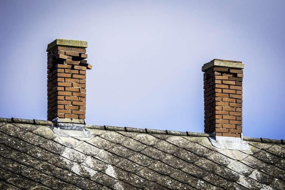 Votre cheminée de brick est en train de tomber? Peut-on réparer une vielle cheminée?